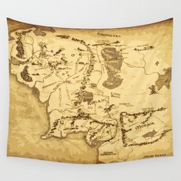 middleearth Wall Tapestry