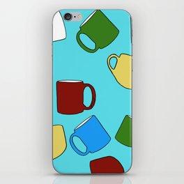 Coffee Mugs! iPhone Skin