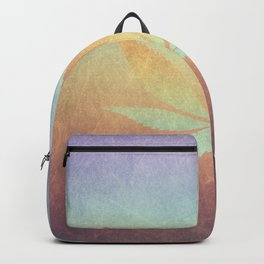 Cannabis sativa Backpack