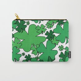 Clover Confetti Carry-All Pouch
