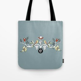 The Blue Design Tote Bag