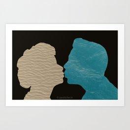 In-seperable Art Print