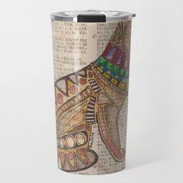 Egyptian Mao I Travel Mug