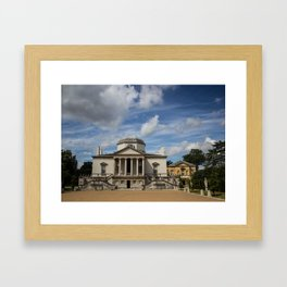 Chiswick House, London Framed Art Print