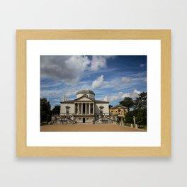 Chiswick House, London Framed Art Print