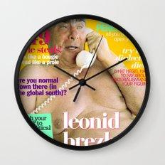 COSMARXPOLITAN, Issue 10 Wall Clock