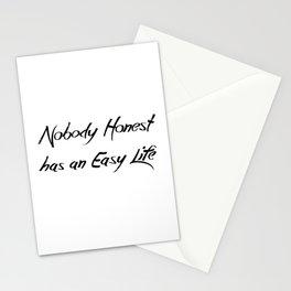 Nobody Honest Stationery Cards