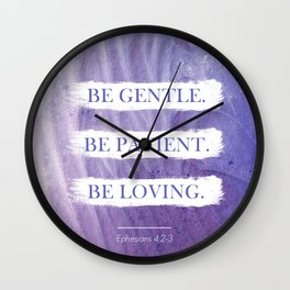 Always remember Wall Clock