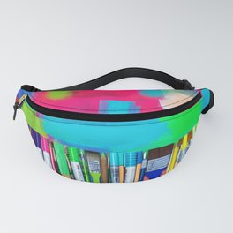Real Weapons Of Mass Creation Fanny Pack