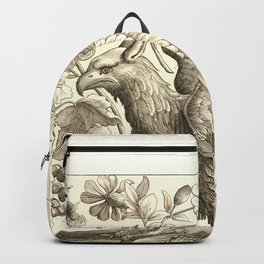 Griffin 1607 Nature Illustration Backpack