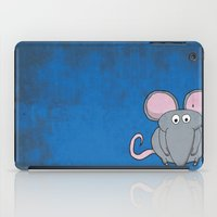 mouse iPad Cases featuring Mouse by Rafael Martinez