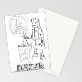 Danger. [SKETCH] Stationery Cards