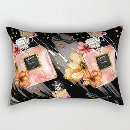 Fashion & Perfume #2 Rectangular Pillow