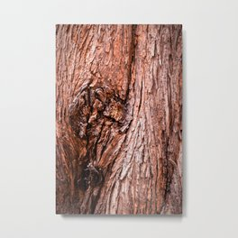 Prehistoric Tree Metal Print