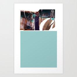 ROUGHKut#011016 Art Print