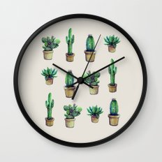 cactus original Wall Clock