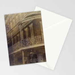 On the Corner of St. Ann & Decatur Stationery Cards
