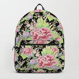 Kimono Bouquet Chintz Ditsy Backpack
