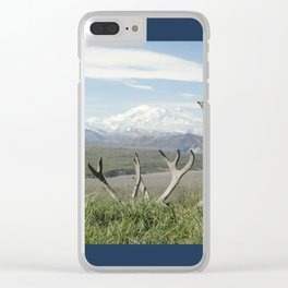 Mt. Denali Clear iPhone Case