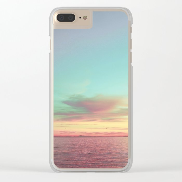 Dreaming Africa Clear iPhone Case