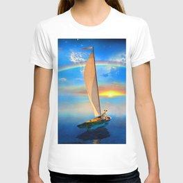 I'm Sailing Away T-shirt