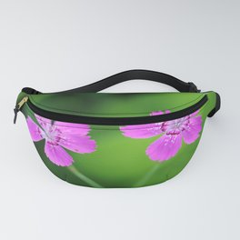 Maiden pink Fanny Pack