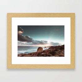 twelve apostles Framed Art Print