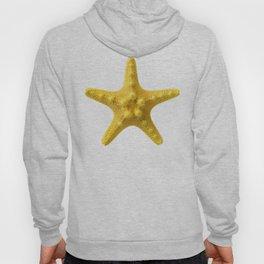 Yellow starfish Hoody