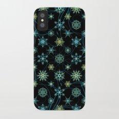 Let It Snow iPhone X Slim Case