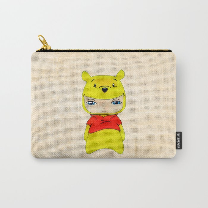 A Boy - Winnie-the-Pooh Carry-All Pouch