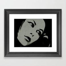 Mi Framed Art Print