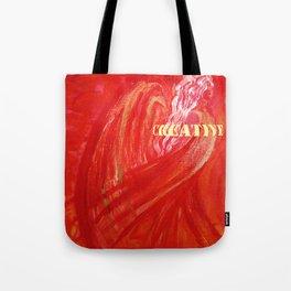 Feel CREATIVE Angel Tote Bag