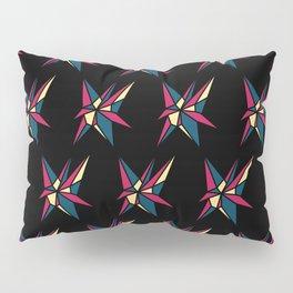 Crystallis [BLACK] Pillow Sham