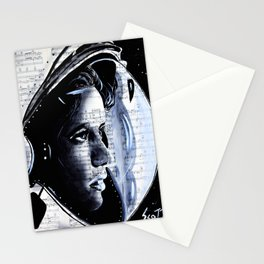 The First mother in space  Anna Lee Fisher Stationery Cards