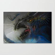 RRAWWW Canvas Print