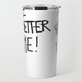 Anger Travel Mug