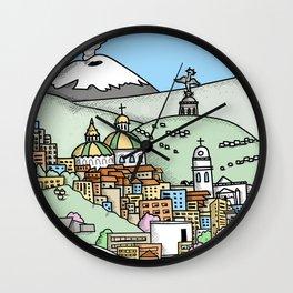 Quito Wall Clock