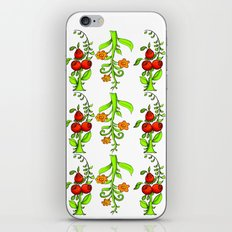 bright trees and fruits iPhone & iPod Skin