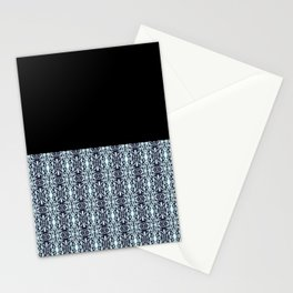 Paris Mozaic Pattern Stationery Cards