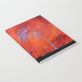 Bursting forth in Praise Notebook