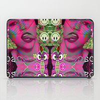 miley iPad Cases featuring MILEY PYTON by Riot Clothing
