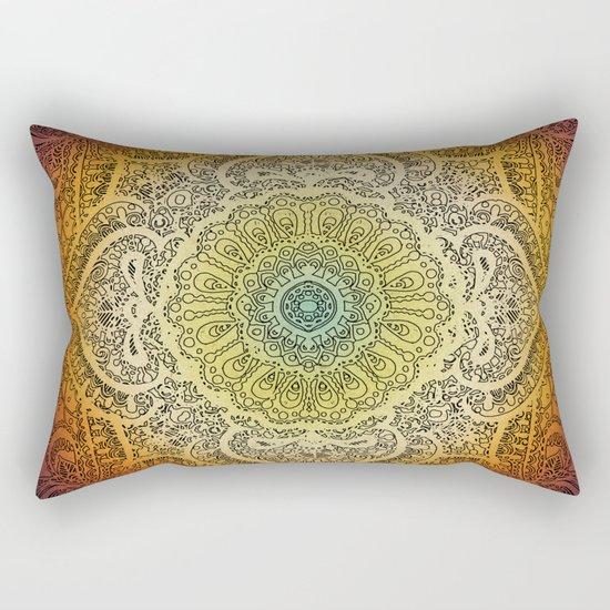 Bohemian Lace Rectangular Pillow