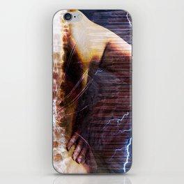 Backache iPhone Skin