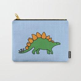 Cute Stegosaurus Carry-All Pouch