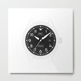 IWC Pilot's Watch Mark XVIII - IW327009 Metal Print