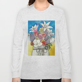 All These Flowers Are Dead Long Sleeve T-shirt