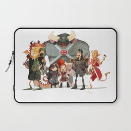 Dungeons and Dragons Laptop Sleeve