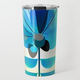 Die Blaue Blume Travel Mug