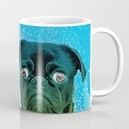Punch today in the face Coffee Mug