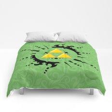 Triforce Zelda Comforters